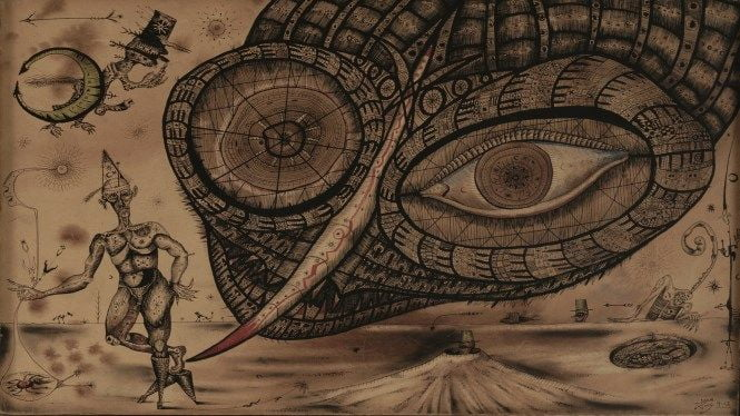 Joan Ponç. La locura del arte 4