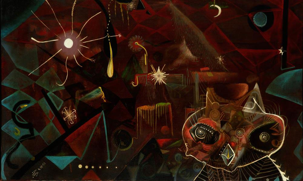 Joan Ponç. La locura del arte 1