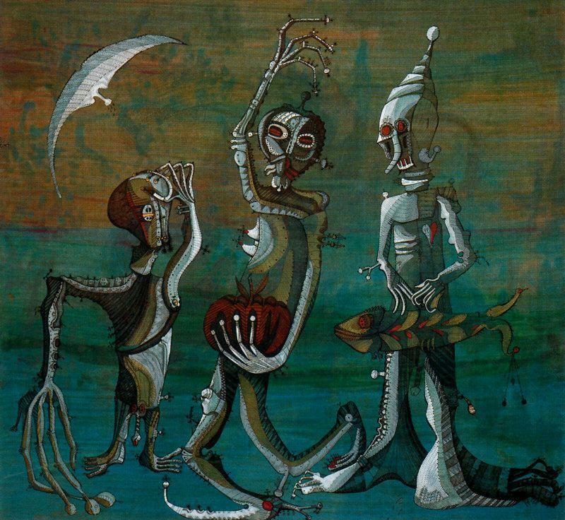 Joan Ponç. La locura del arte » Joan Ponç