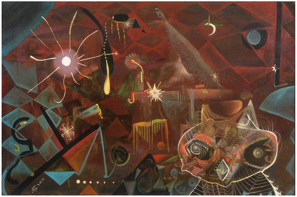 Joan Ponç. La locura del arte 7