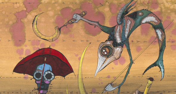 Joan Ponç. La locura del arte 8