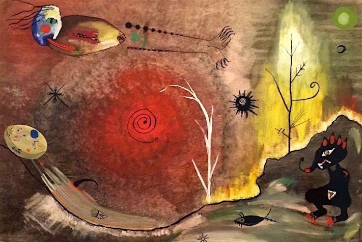 Joan Ponç. La locura del arte 3