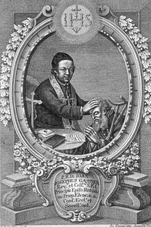 Johann Joseph Gottfried Gassner