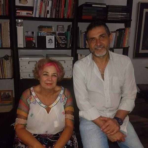 Juan Canavesi y Alicia