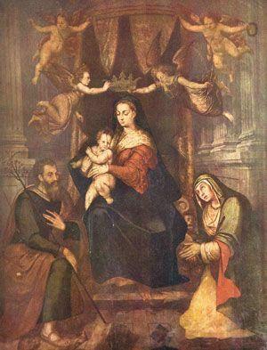 La Virgen del Perdón