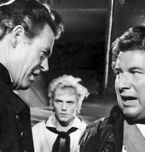La fragata infernal (1962), de Peter Ustinov » La fragata infernal