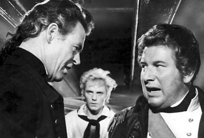 La fragata infernal (1962), de Peter Ustinov 1