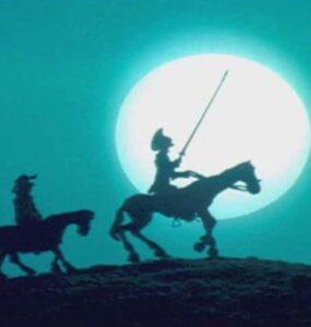 Ladran, Sancho, señal que cabalgamos
