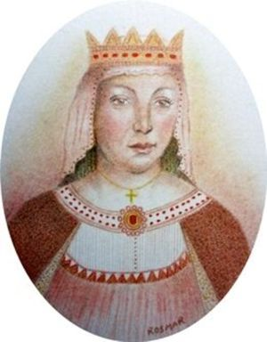 Leonor de Castilla y Plantagenet-esposa de Jaime I
