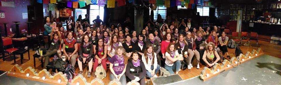 Liga Mujeres Teatro
