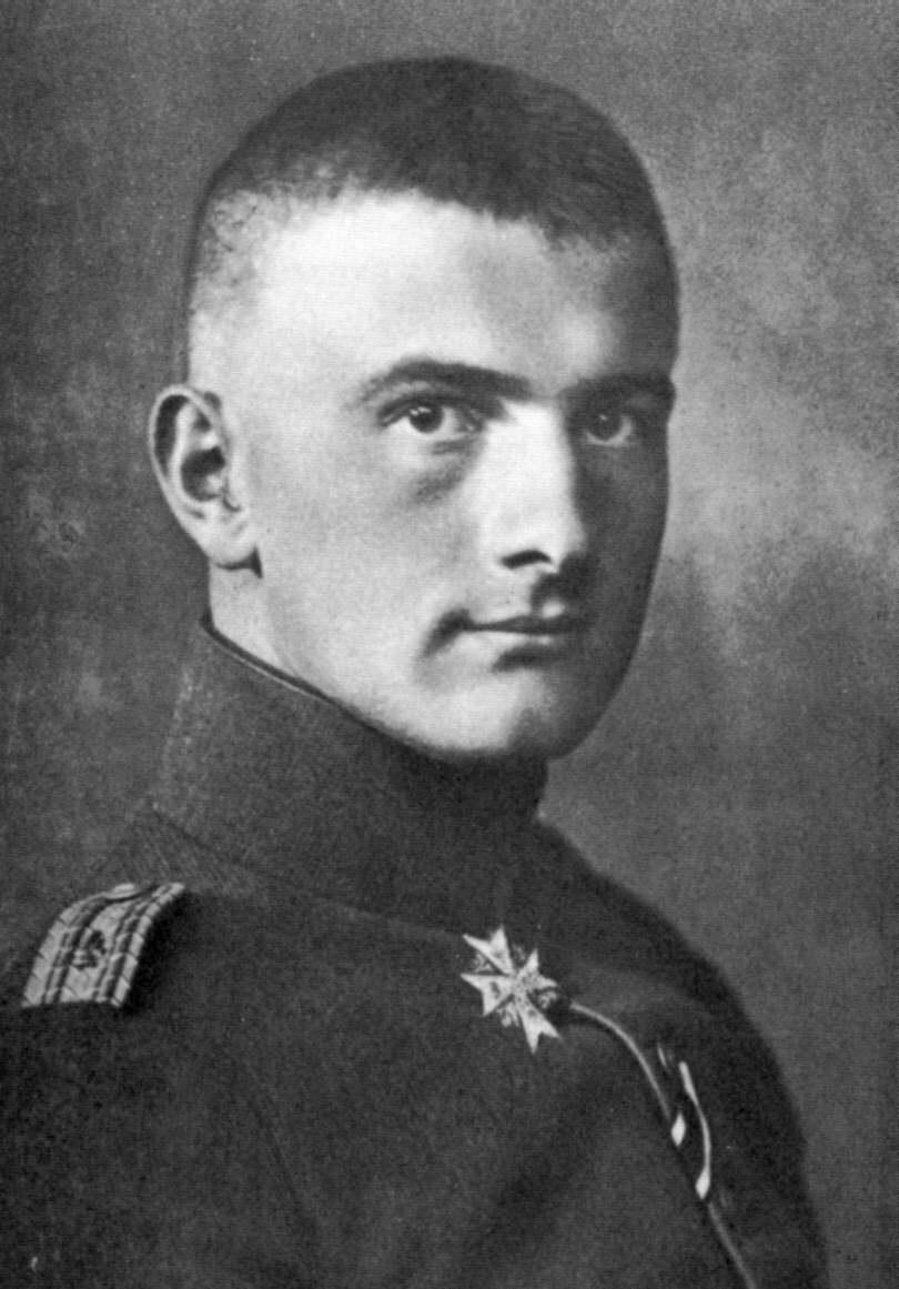 Lothar Von Richthofen