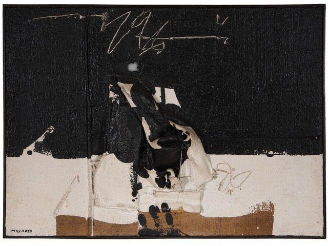 Manolo Millares. La transgresión del arte » manolo millares