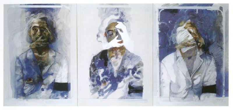 Manos anónimas (1982-83)