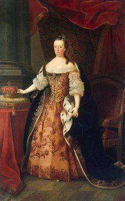 Mariana Victoria de Borbón