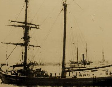 El misterioso destino de un barco maldito 1