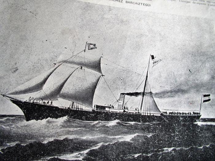 Naufragio de un crucero español en La Habana 6