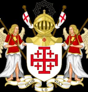 La Orden del Santo Sepulcro de Jerusalén » orden de caballería