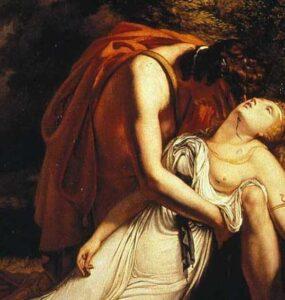 Los mitos griegos en la literatura occidental 5