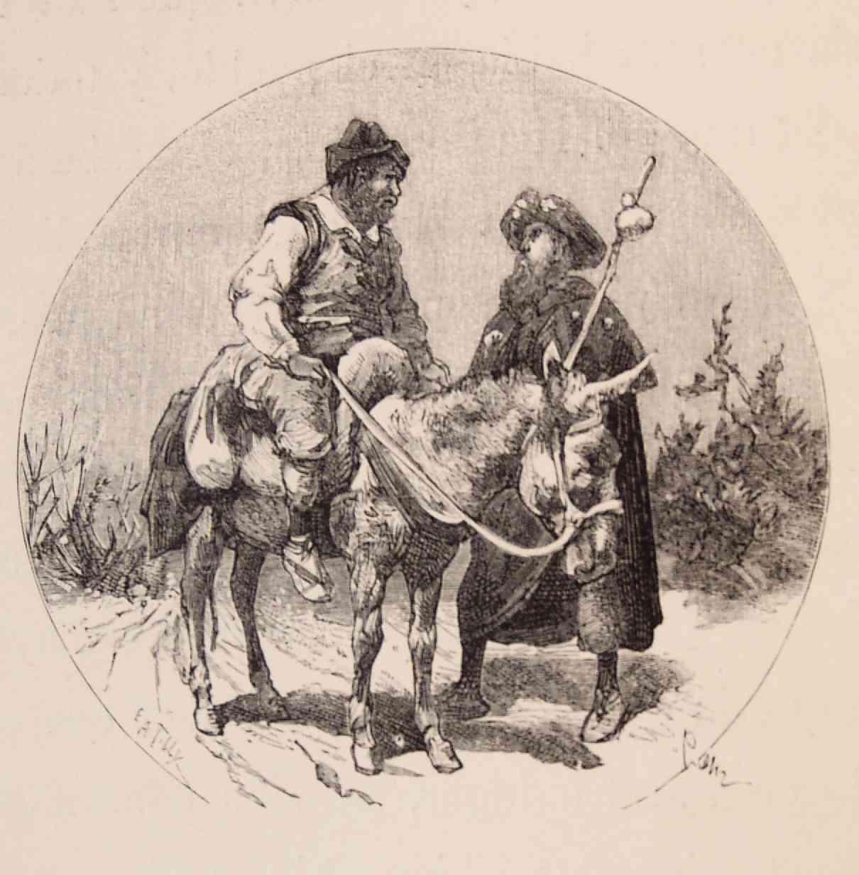 Sancho y Ricote