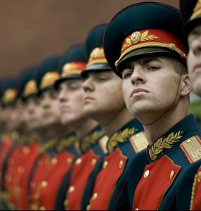 ¡Qué vienen los rusos!