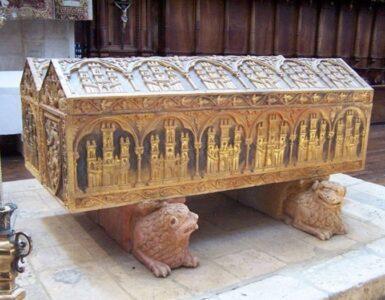 Tumbas reales del monasterio de las Huelgas
