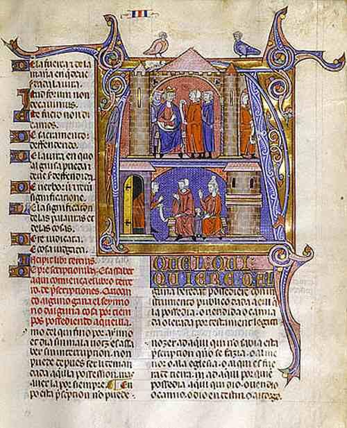 Versión romance de los fueros de Aragón.