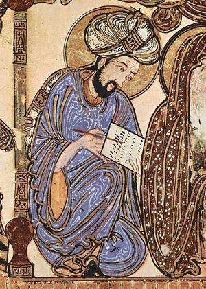 alcatib o escribano árabe
