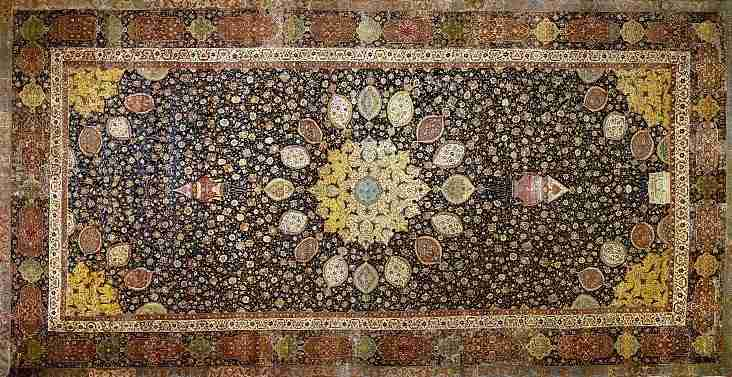 alfombra de Ardabil