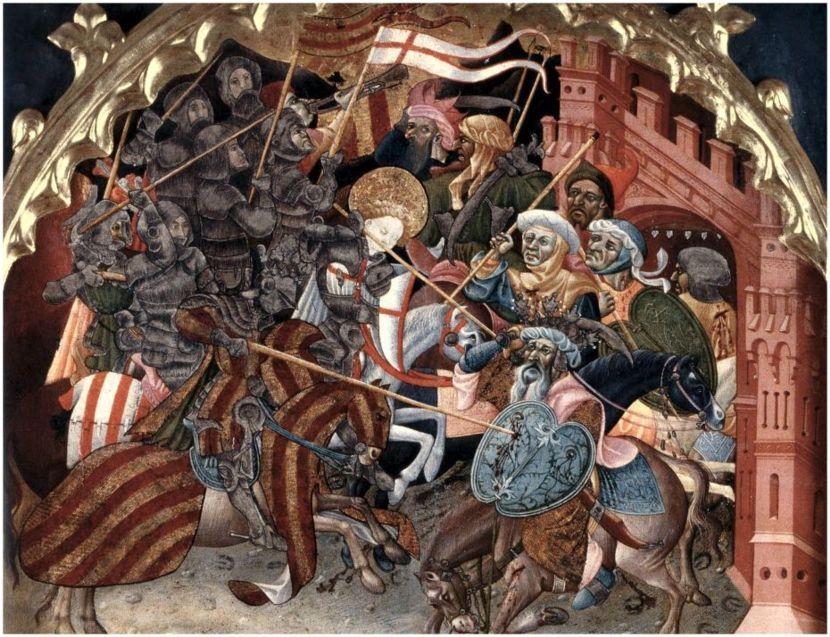 batalla de Zalaca o Sagrajas