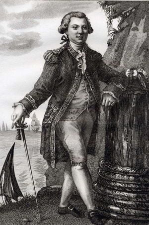 conde de La Pérouse