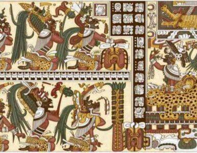 Cosmología maya