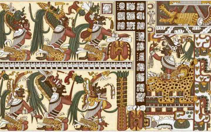 Las Nueve Sagrado VuhEl De Los ~ Mayas Guatemala Libro Pópol Musas En mN8nOv0w