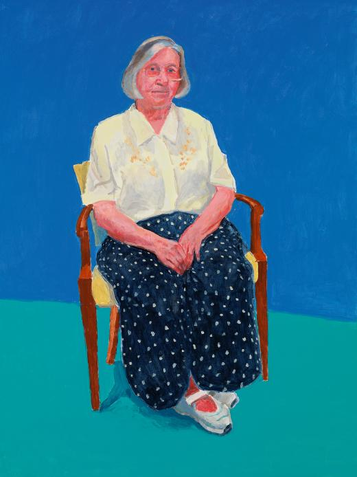 Margaret Hockney