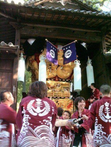Niihama Festival Taiko