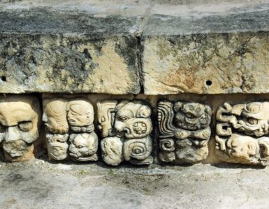 Guatemala: Los comienzos de la civilización maya » maya