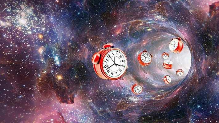 espacio tiempo