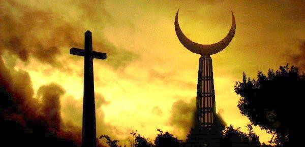 La Cruz y la media Luna