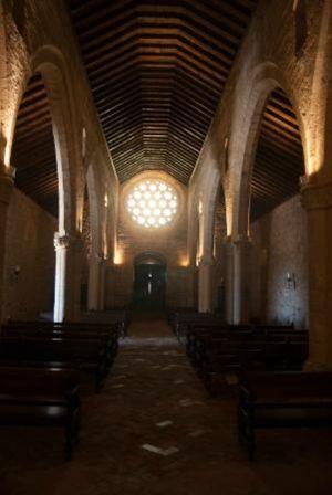 iglesia de Alarcos