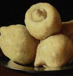 Manet en Madrid y Los limones de Zurbarán » Édouard Manet