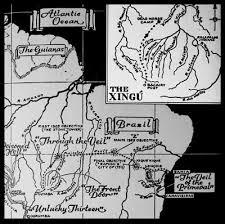 """Percival H. Fawcett y la ciudad perdida de """"Z"""" 9"""