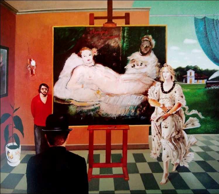 Gonzalo Cienfuegos. El  espacio, primordial protagonista de su obra 3