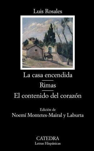 La casa encendida - Rimas