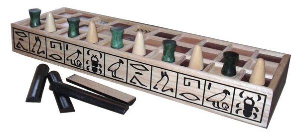 Senet egipcio