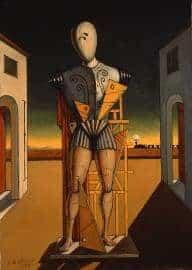 Giorgio de Chirico. Arquitecturas imposibles » de chirico