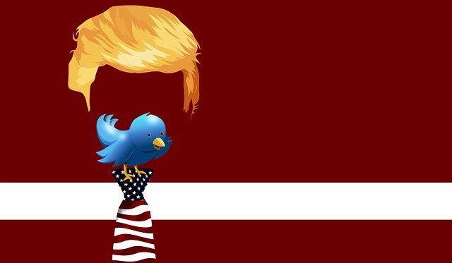 El antipolítico Trump
